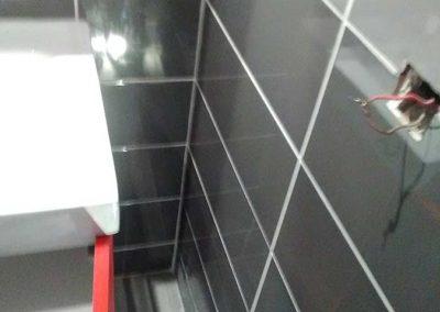 Salle de bain sur mesure saint laurent de la salanque